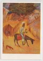 5453 Uzbekistan Old Samarkand Artist Tatevosyan - Uzbekistan