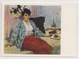 5454 Portrait Of The Sculptor Soviet Artist E. Moiseenko - Pittura & Quadri