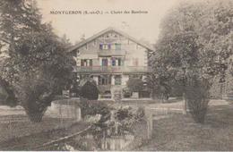 """91 (  Montgeron """"..chalet Des Bambous. """" ) .. - Montgeron"""