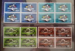 Thailand Stamp 1967 International Letter Writing Week BLK4 MNH OG - Thaïlande