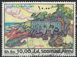 Somalie 1985 Oblitéré Used Côtes De Mnarani - Somalia (1960-...)