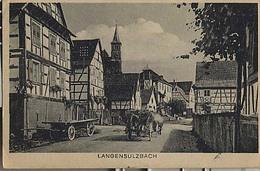67 - Langensulzbach - Bel Attelage - Frankreich