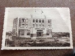 St Idesbald Hôtel Excelsior - Cartes Postales
