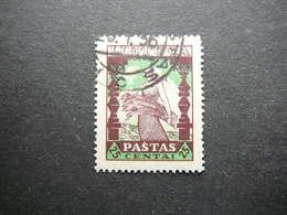 Lietuva Litauen Lituanie Litouwen Lithuania # 1934 Used # Mi. 397 - Lithuania