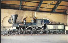 The Famous Civil War Railroad Engine General On Display Chattanooga Tennessee TN USA Very Good - Chattanooga