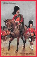 Militaria - TUCK And Son Oilette - THE QUEEN'S OWN CAMERON HIGHLANDERS - Tuck, Raphael