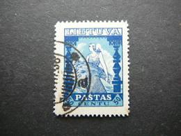 Lietuva Litauen Lituanie Litouwen Lithuania # 1934 Used # Mi. 399 - Lithuania