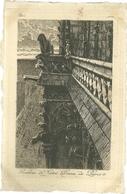 75 CPA Paris Gravure Eau Forte Galerie Notre Dame  Charles Pinet Graveur N° 47 - Notre Dame De Paris