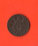 10 Centesimi 1933 1934 Papa Pio XI Vaticano Vatikan Pezzi 90.000 Mintage - Vaticano