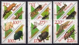 Surinam MNH Set - Insects