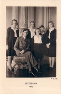 Royalty Dynastie Famille Royale Luxemburg Luxembourg Letzeburg 1940 - Grand-Ducal Family