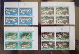 Thailand Stamp 1979 Thai Crabs 1st BLK4 MNH - Thaïlande