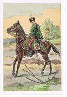 Uniforme.Armée RUSSE Garde Impériale .Illust: P. DMITROFF ( T.u.206) - Uniformi