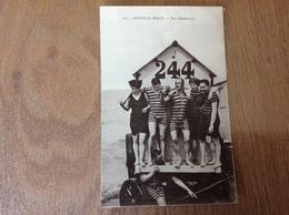 Littoral Belge La Mer La Côte .Nos Baigneuses - Cartes Postales