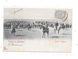 11034 - TRIPOLI DE BARBARIE : Cavalerie Indigène, - Libya