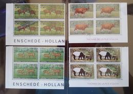 Thailand Stamp 1976 Protected Wild Animals 3rd BLK4 MNH OG - Thaïlande