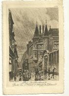 75 CPA Paris Gravure Eau Forte Notre Rue Des Archives Hotel De Clisson  Pinet Graveur N° 40 - France