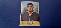 Figurina Panini Campioni Dello Sport 1968 - Silvano Simeon - Panini