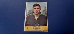 Figurina Panini Campioni Dello Sport 1968 - 002 Silvano Simeon - Panini