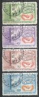 Guinea 1965. Scott #394-396, C75 (U) ICY Emblem, UN Headquarters And Skyline, New York ** Complet Set - Guinée (1958-...)