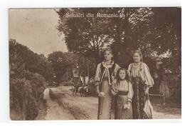 Salutari Din Romania 1912 - Roumanie