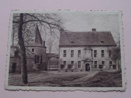 Château Des Vieux Joncs / Le GASTHUIS Ancien Hôpital ( Environs De TONGRES ) ( Thill ) Anno 19?? ( Zie Foto's ) ! - Tongeren