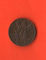 5 Centesimi 1934 Papa Pio XI Vaticano Vatikan Coniati 100.000 Mint - Vatican