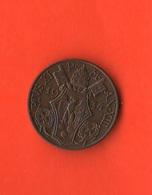5 Centesimi 1934 Papa Pio XI Vaticano Vatikan Coniati 100.000 Mintage - Vaticano
