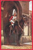 Militaria - TUCK And Son Oilette - THE MILITARY IN LONDON - Tuck, Raphael