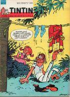 Hebdomadaire TINTIN Année 1964 Nr. 17- Edition Belge - Tintin