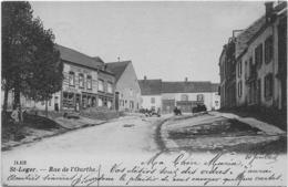 Saint-Léger 11.152 Saint-Léger Rue De L'Ourthe 20 Juillet 1913 - Saint-Léger