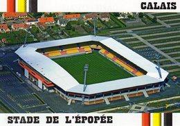 Calais Stade De L'Epopée Stadio Stadion Stadium Estadio - Football