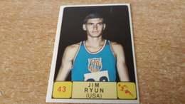 Figurina Panini Campioni Dello Sport 1968 - Jim Ryun - Panini