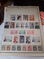 AFRIQUE - Tunisie - Collection Liquidation Lot 4 - Tunisie (1956-...)