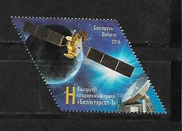 Belarus 2016 Belarusian Communications Satellite Belintersat-1  MNH - Belarus