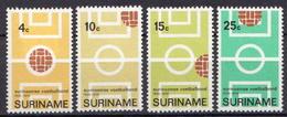 Surinam MNH Set - Soccer