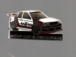 Pin's ANTAR AUDI SUPERTOURISME PAR EBC 92....BT4 - Audi