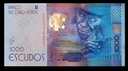 # # # Banknote Kap Verden (Cape Verde) 1.000 Escudos UNC # # # - Cape Verde