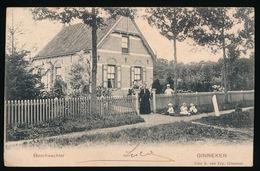 GINNEKEN  BOSCHWACHTER - Breda