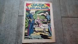 Fascicule Jack Le Petit Sans Famille De Roger Salardenne N°1 Prime Gratuite - Books, Magazines, Comics
