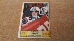 Figurina Panini Campioni Dello Sport 1968 - Chris Amon - Panini