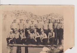 YUGOSLAVIA   --  KARDELJEVO, PLOCE  ~  1952 ~   MORNARICA, KRIEGSMARINE, NAVY ~   12 Cm X 8,8 Cm - Militaria