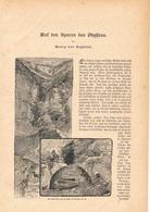 139 Korfu Odysseus 1 Artikel Mit Ca.15 Bildern Von 1886 !! - Historische Dokumente