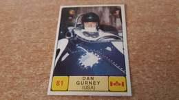 Figurina Panini Campioni Dello Sport 1968 - Dan Gurney - Panini