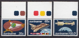 Surinam MNH Set - Space