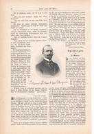 141 Spitzbergen 1 Artikel Mit 4 Bildern Von 1897 !! - Historische Dokumente