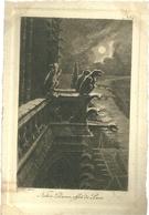 75 CPA Paris Gravure Eau Forte Notre Dame Effet De Lune  Pinet Graveur N° 1 - Notre Dame De Paris