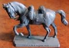 Mokarex Série Des Cavaliers De L'empire : Cheval Du Chasseur De 1805 - Intact (sans Cavalier) - - Figurines