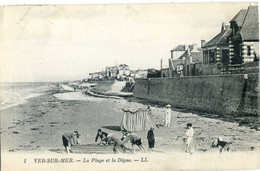 VER SUR MER  La Plage - France