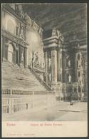 Italien  Parma : Innerhalb Des Farnese Theater - Denkmäler